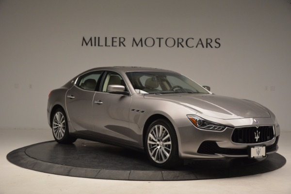 Used 2015 Maserati Ghibli S Q4 for sale Sold at Bugatti of Greenwich in Greenwich CT 06830 11