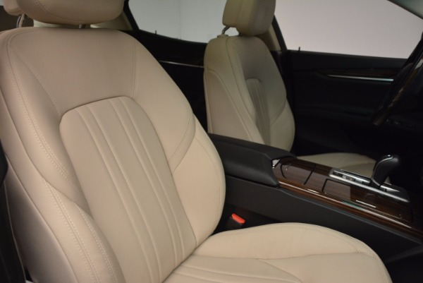 Used 2015 Maserati Ghibli S Q4 for sale Sold at Bugatti of Greenwich in Greenwich CT 06830 21