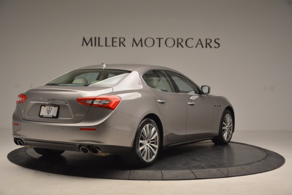 Used 2015 Maserati Ghibli S Q4 for sale Sold at Bugatti of Greenwich in Greenwich CT 06830 7
