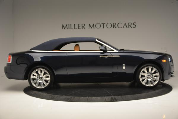New 2016 Rolls-Royce Dawn for sale Sold at Bugatti of Greenwich in Greenwich CT 06830 16