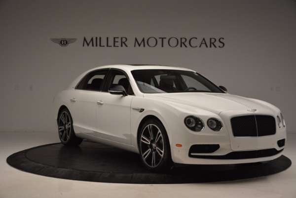 New 2017 Bentley Flying Spur V8 S for sale Sold at Bugatti of Greenwich in Greenwich CT 06830 11