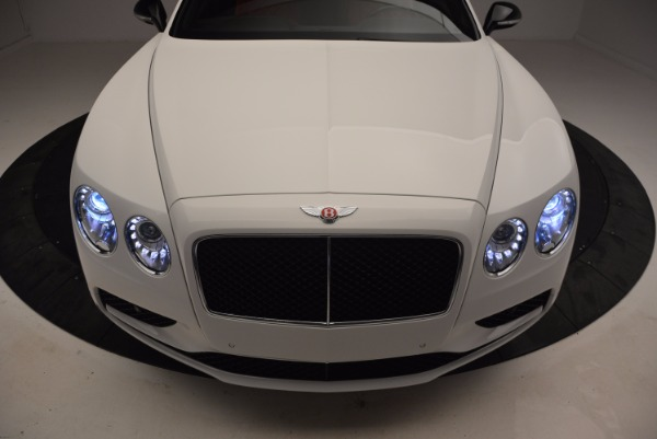 New 2017 Bentley Flying Spur V8 S for sale Sold at Bugatti of Greenwich in Greenwich CT 06830 14