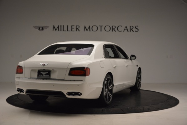 New 2017 Bentley Flying Spur V8 S for sale Sold at Bugatti of Greenwich in Greenwich CT 06830 6