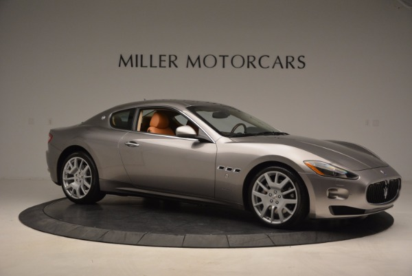 Used 2009 Maserati GranTurismo S for sale Sold at Bugatti of Greenwich in Greenwich CT 06830 10