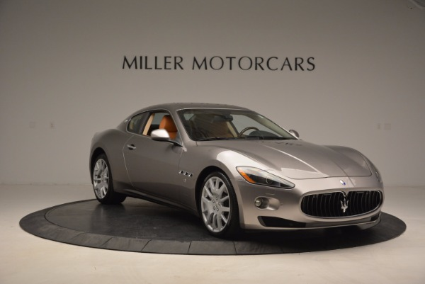 Used 2009 Maserati GranTurismo S for sale Sold at Bugatti of Greenwich in Greenwich CT 06830 11