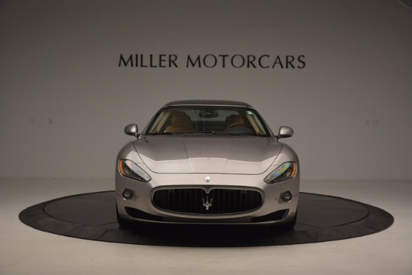 Used 2009 Maserati GranTurismo S for sale Sold at Bugatti of Greenwich in Greenwich CT 06830 12