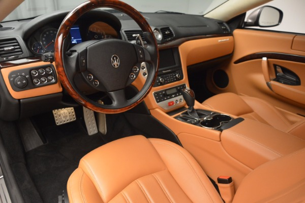 Used 2009 Maserati GranTurismo S for sale Sold at Bugatti of Greenwich in Greenwich CT 06830 13