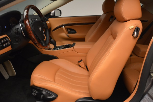 Used 2009 Maserati GranTurismo S for sale Sold at Bugatti of Greenwich in Greenwich CT 06830 14