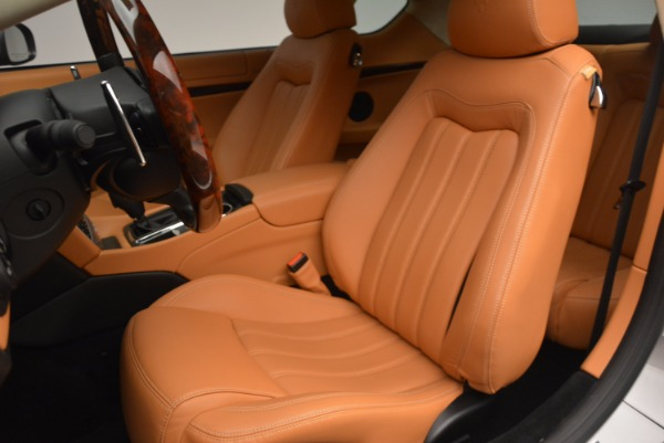 Used 2009 Maserati GranTurismo S for sale Sold at Bugatti of Greenwich in Greenwich CT 06830 15
