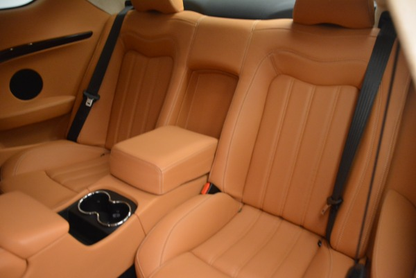 Used 2009 Maserati GranTurismo S for sale Sold at Bugatti of Greenwich in Greenwich CT 06830 16