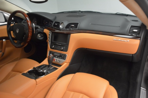 Used 2009 Maserati GranTurismo S for sale Sold at Bugatti of Greenwich in Greenwich CT 06830 17