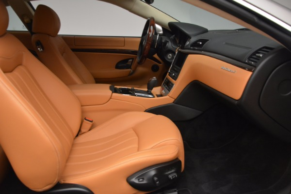 Used 2009 Maserati GranTurismo S for sale Sold at Bugatti of Greenwich in Greenwich CT 06830 18