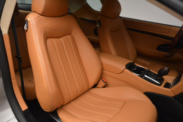 Used 2009 Maserati GranTurismo S for sale Sold at Bugatti of Greenwich in Greenwich CT 06830 19
