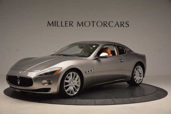 Used 2009 Maserati GranTurismo S for sale Sold at Bugatti of Greenwich in Greenwich CT 06830 2