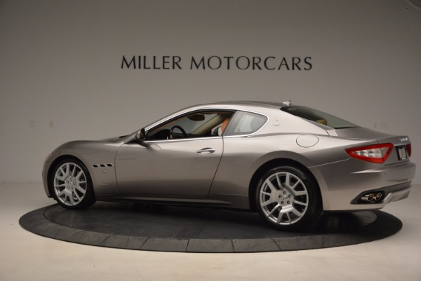 Used 2009 Maserati GranTurismo S for sale Sold at Bugatti of Greenwich in Greenwich CT 06830 4