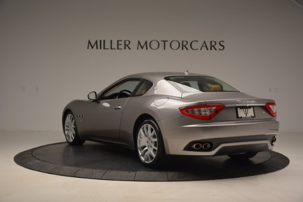 Used 2009 Maserati GranTurismo S for sale Sold at Bugatti of Greenwich in Greenwich CT 06830 5