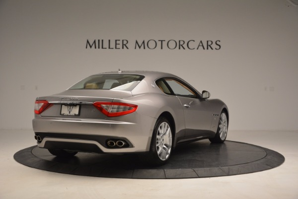 Used 2009 Maserati GranTurismo S for sale Sold at Bugatti of Greenwich in Greenwich CT 06830 7