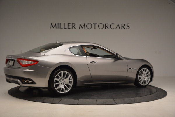 Used 2009 Maserati GranTurismo S for sale Sold at Bugatti of Greenwich in Greenwich CT 06830 8