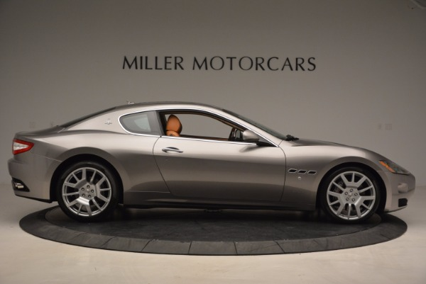 Used 2009 Maserati GranTurismo S for sale Sold at Bugatti of Greenwich in Greenwich CT 06830 9