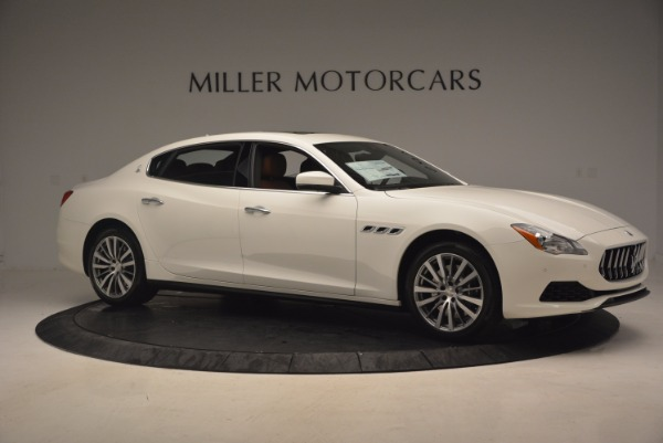 Used 2017 Maserati Quattroporte SQ4 for sale Sold at Bugatti of Greenwich in Greenwich CT 06830 10