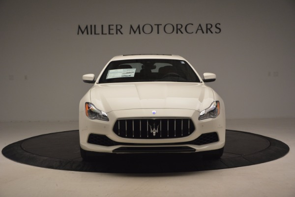 Used 2017 Maserati Quattroporte SQ4 for sale Sold at Bugatti of Greenwich in Greenwich CT 06830 12