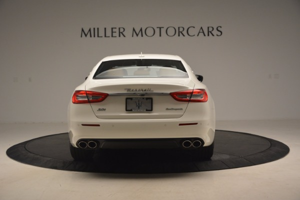 Used 2017 Maserati Quattroporte SQ4 for sale Sold at Bugatti of Greenwich in Greenwich CT 06830 6