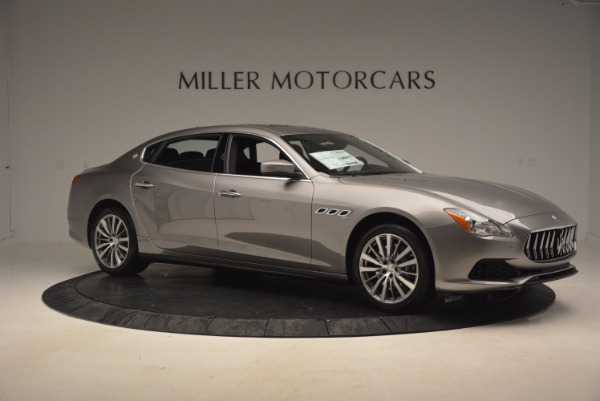 New 2017 Maserati Quattroporte SQ4 for sale Sold at Bugatti of Greenwich in Greenwich CT 06830 10