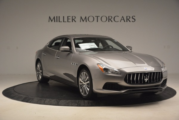 New 2017 Maserati Quattroporte SQ4 for sale Sold at Bugatti of Greenwich in Greenwich CT 06830 11