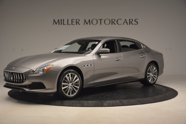 New 2017 Maserati Quattroporte SQ4 for sale Sold at Bugatti of Greenwich in Greenwich CT 06830 2
