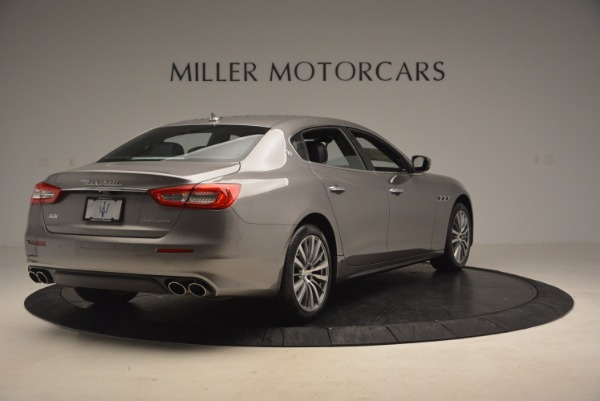 New 2017 Maserati Quattroporte SQ4 for sale Sold at Bugatti of Greenwich in Greenwich CT 06830 7