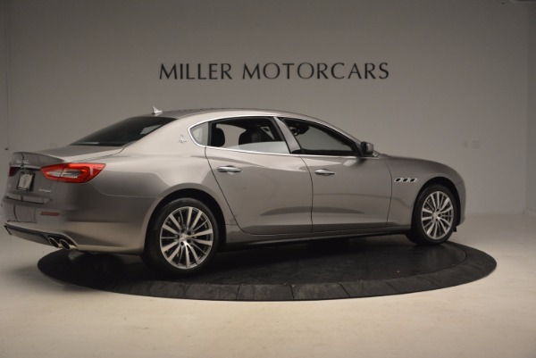 New 2017 Maserati Quattroporte SQ4 for sale Sold at Bugatti of Greenwich in Greenwich CT 06830 8