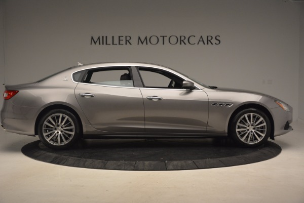 New 2017 Maserati Quattroporte SQ4 for sale Sold at Bugatti of Greenwich in Greenwich CT 06830 9