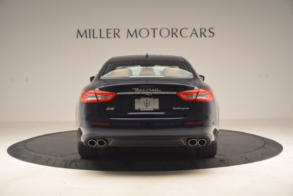 New 2017 Maserati Quattroporte S Q4 for sale Sold at Bugatti of Greenwich in Greenwich CT 06830 6