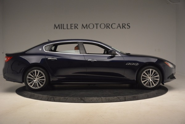 New 2017 Maserati Quattroporte S Q4 for sale Sold at Bugatti of Greenwich in Greenwich CT 06830 9