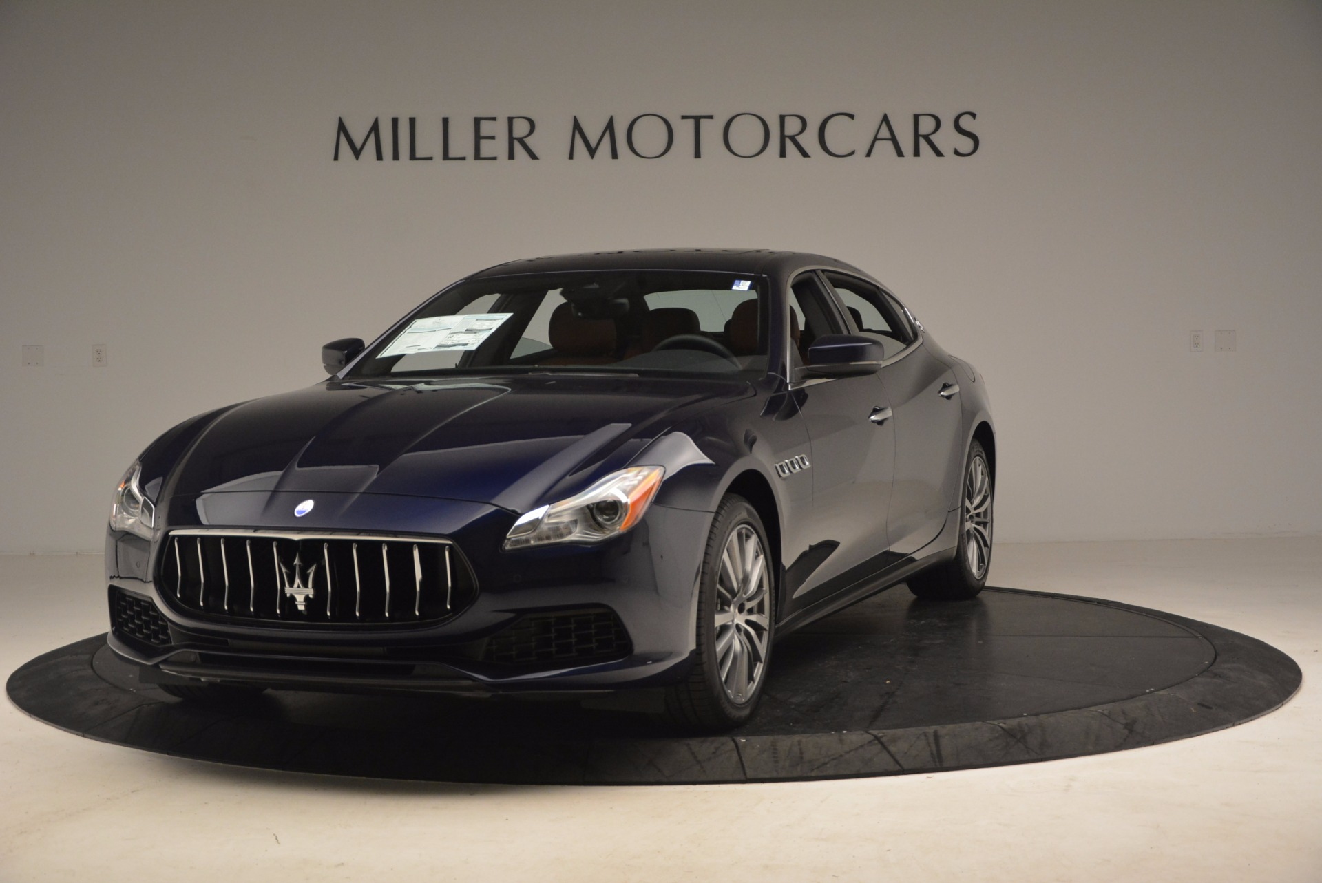 New 2017 Maserati Quattroporte S Q4 for sale Sold at Bugatti of Greenwich in Greenwich CT 06830 1