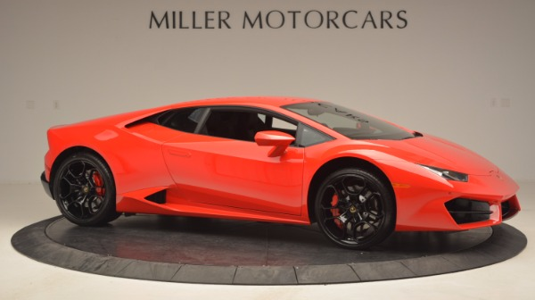 Used 2016 Lamborghini Huracan LP 580-2 for sale Sold at Bugatti of Greenwich in Greenwich CT 06830 10