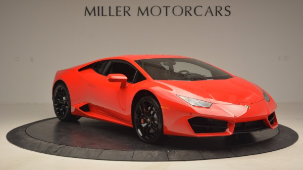 Used 2016 Lamborghini Huracan LP 580-2 for sale Sold at Bugatti of Greenwich in Greenwich CT 06830 11