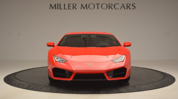 Used 2016 Lamborghini Huracan LP 580-2 for sale Sold at Bugatti of Greenwich in Greenwich CT 06830 12