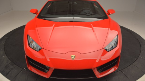Used 2016 Lamborghini Huracan LP 580-2 for sale Sold at Bugatti of Greenwich in Greenwich CT 06830 13