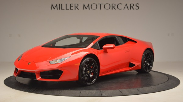 Used 2016 Lamborghini Huracan LP 580-2 for sale Sold at Bugatti of Greenwich in Greenwich CT 06830 2