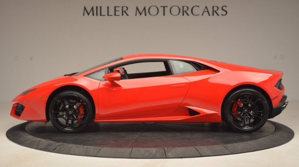 Used 2016 Lamborghini Huracan LP 580-2 for sale Sold at Bugatti of Greenwich in Greenwich CT 06830 3