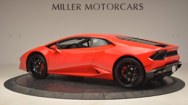 Used 2016 Lamborghini Huracan LP 580-2 for sale Sold at Bugatti of Greenwich in Greenwich CT 06830 4