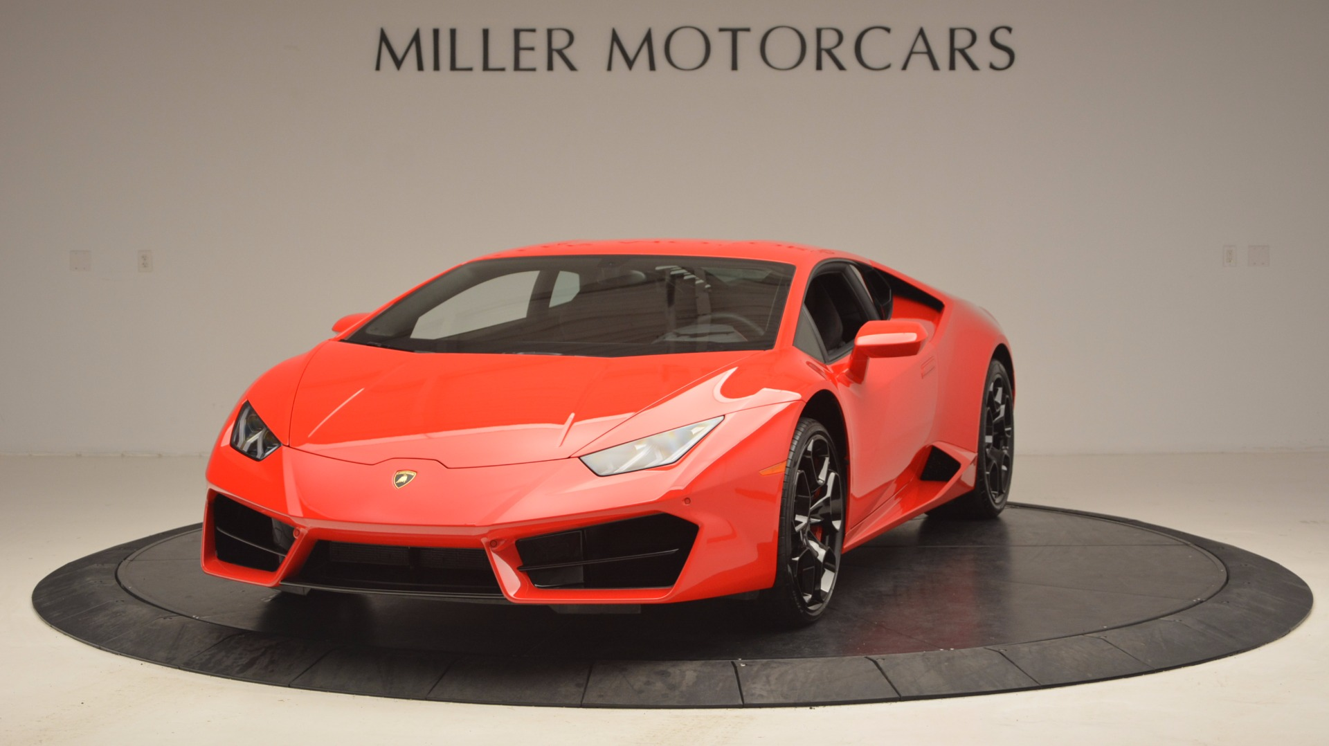 Used 2016 Lamborghini Huracan LP 580-2 for sale Sold at Bugatti of Greenwich in Greenwich CT 06830 1