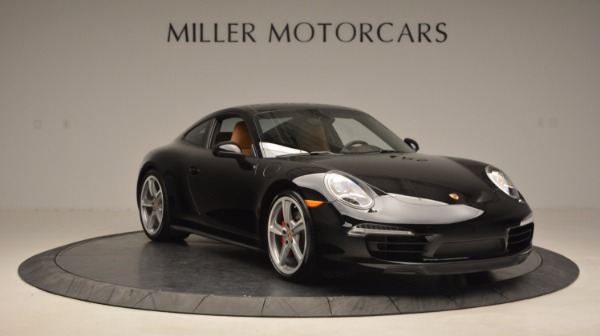 Used 2014 Porsche 911 Carrera 4S for sale Sold at Bugatti of Greenwich in Greenwich CT 06830 11