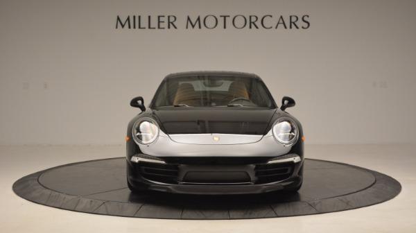 Used 2014 Porsche 911 Carrera 4S for sale Sold at Bugatti of Greenwich in Greenwich CT 06830 12