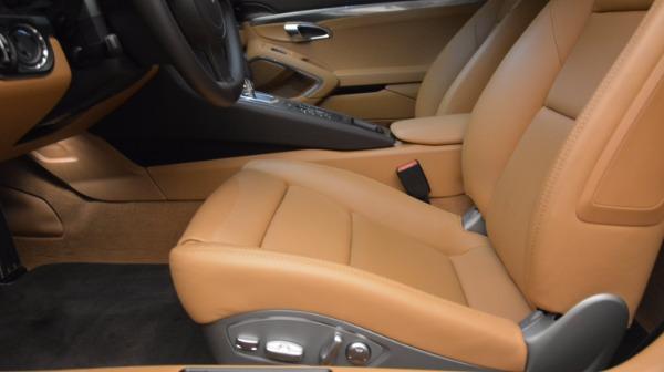 Used 2014 Porsche 911 Carrera 4S for sale Sold at Bugatti of Greenwich in Greenwich CT 06830 14