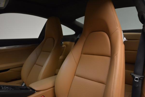 Used 2014 Porsche 911 Carrera 4S for sale Sold at Bugatti of Greenwich in Greenwich CT 06830 17