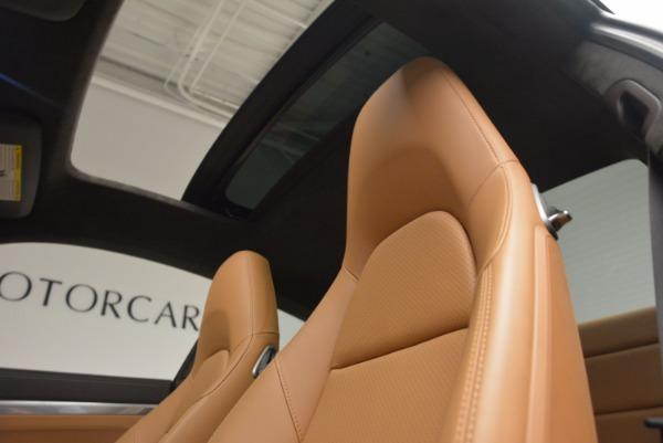 Used 2014 Porsche 911 Carrera 4S for sale Sold at Bugatti of Greenwich in Greenwich CT 06830 19