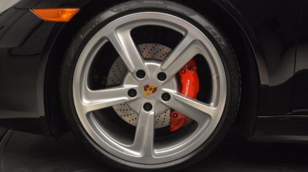 Used 2014 Porsche 911 Carrera 4S for sale Sold at Bugatti of Greenwich in Greenwich CT 06830 20