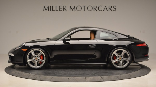Used 2014 Porsche 911 Carrera 4S for sale Sold at Bugatti of Greenwich in Greenwich CT 06830 3